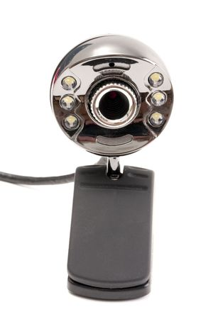 Digital webcam on white background Stock Photo - 5328578