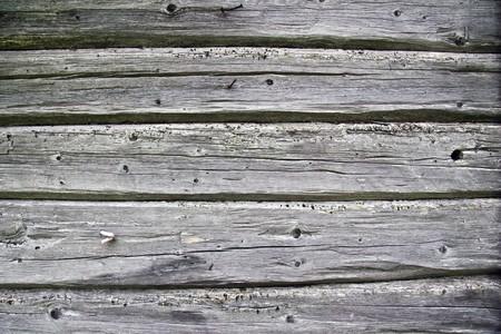 Fence weathered wood background Stock Photo - 7560765