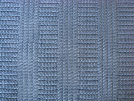 Texture of Checkered blue fabric background   photo