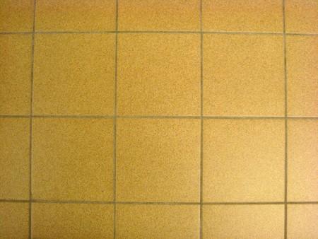 yellow stone: Textura de fondo portarretrato de piso de piedra amarilla  Foto de archivo