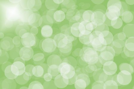 Beautiful green and modern abstract background