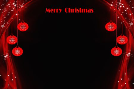 Beautiful abstract background of Christmas lights Stock Photo - 8036251