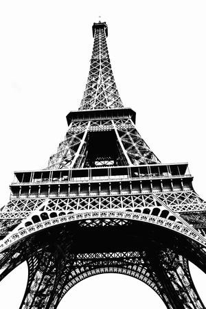 Eiffel Tower ,Paris, France photo