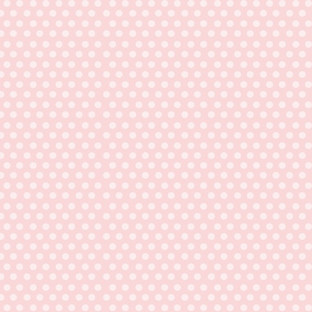 round dot: Beautiful white dots on pink background.