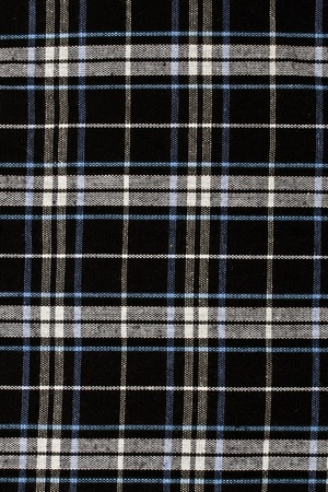 Texture of checkered fabric pattern background   photo