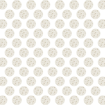 polka dots: Abstract background of seamless polka dots pattern