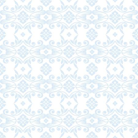 Résumé de fond de la belle motif floral transparente