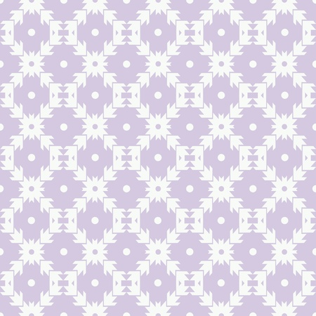 Abstract background of seamless dots and checkered pattern   Vector