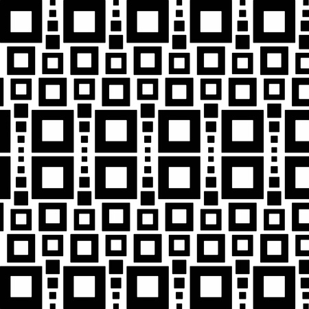 Abstract background of seamless grid pattern