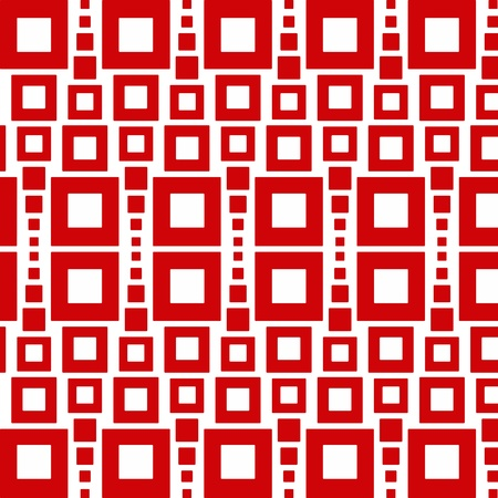 fabric design: Abstract background of seamless grid pattern   Illustration