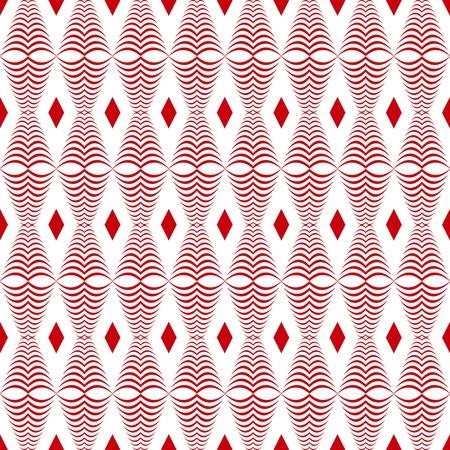 Abstract background of beautiful seamless pattern
