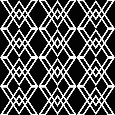pattern geometric: Abstract background of seamless fashion geometric patterns