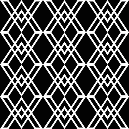 geometric patterns: Abstract background of seamless fashion geometric patterns