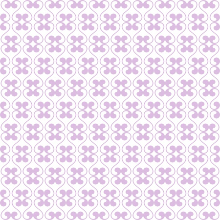 Abstract background of beautiful seamless floral pattern Stock Vector - 10957572