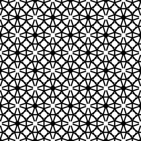 Beautiful background of modern seamless geometric pattern Stock Vector - 11095832