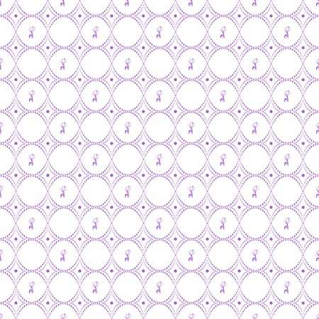 Beautiful background of seamless floral pattern Stock Vector - 11884075