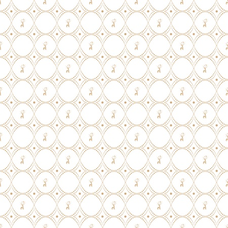 Beautiful background of seamless floral pattern Stock Vector - 11884052