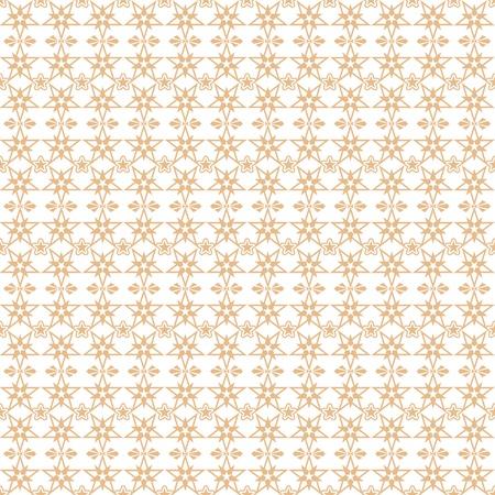 Beautiful background of seamless stars pattern Vector