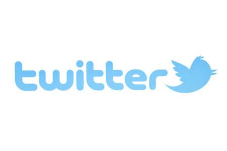 twitter: Twitter logo