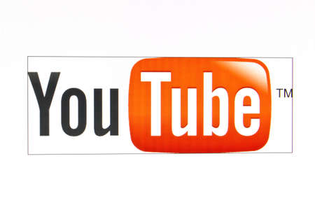You Tube logo Stock Photo - 12147532