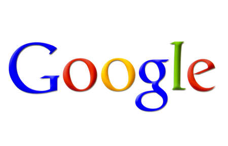 Google logo displayed on a computer screen Stock Photo - 12201218