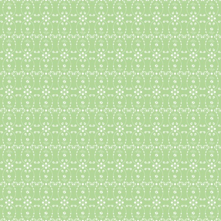 Beautiful background of seamless floral pattern Stock Vector - 12337111