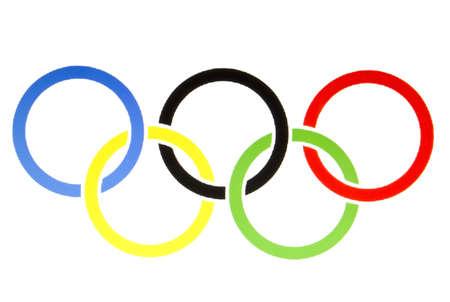 deportes olimpicos: Anillos Ol�mpicos