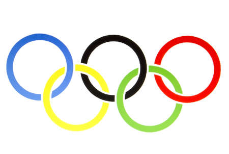 Olympic Rings Stock Photo - 12298728