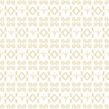 Beautiful background of seamless floral patten Stock Vector - 13077817