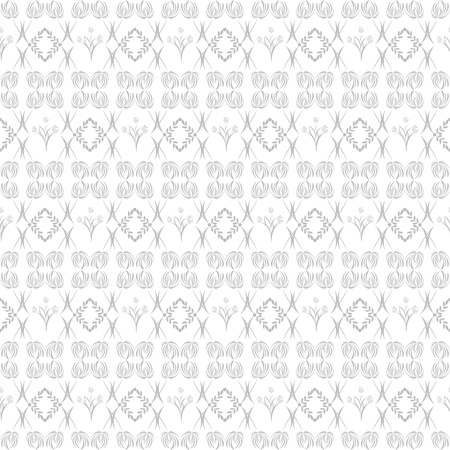 Beautiful background of seamless floral patten Stock Vector - 13077824