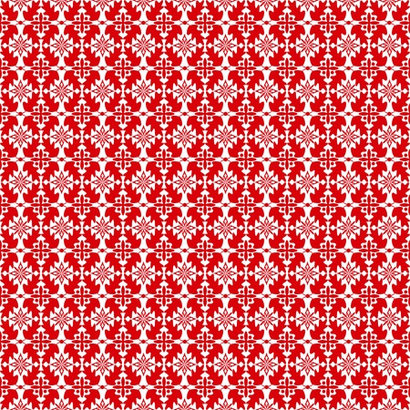 Beautiful background of seamless floral pattern Stock Vector - 13077890