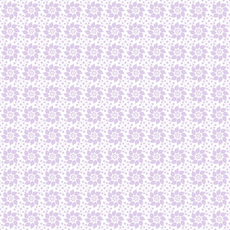 Beautiful background of seamless floral pattern Stock Vector - 13814048