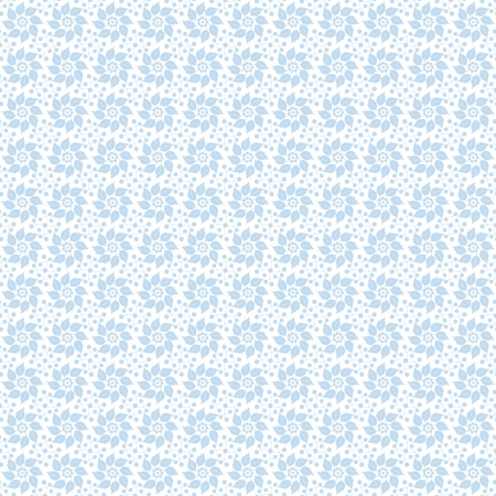 Beautiful background of seamless floral pattern Stock Vector - 13814051