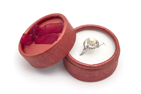 perl: Perl ring in a red box