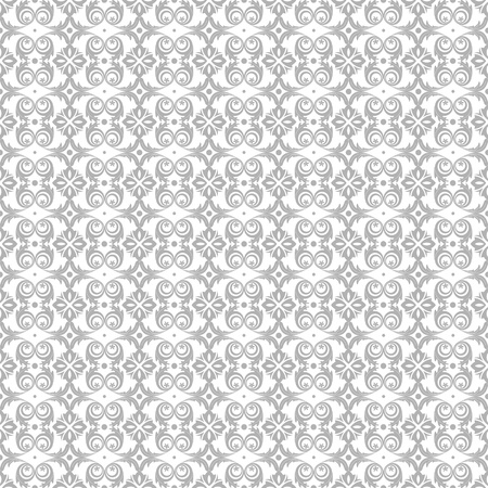 Beautiful background of seamless floral pattern Stock Vector - 15514578