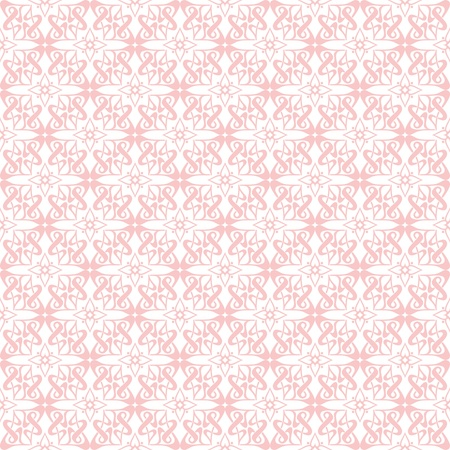 Beautiful background of seamless floral pattern Stock Vector - 15778582