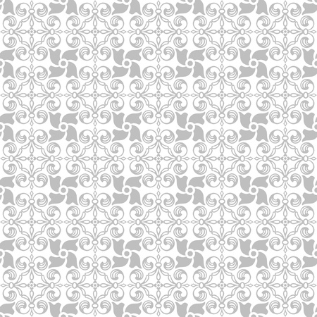 Beautiful background of seamless floral pattern Stock Vector - 15778569