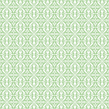 Beautiful background of seamless dots pattern Vector