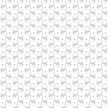 Beautiful background of seamless floral pattern Stock Vector - 16959696