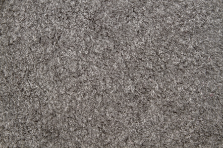 Background of gray carpet closeup photo