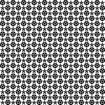 Background of seamless stars pattern Stock Vector - 17210475