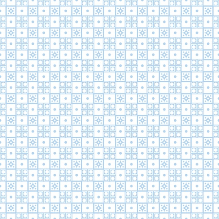 Background of seamless dots pattern Stock Vector - 17380334