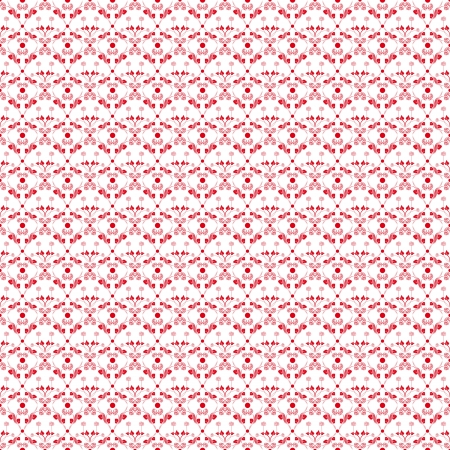 Background of seamless floral pattern Stock Vector - 17497445