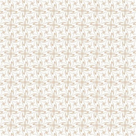 Background of seamless floral pattern Stock Vector - 17497487