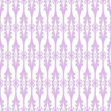 Background of seamless floral pattern Stock Vector - 17587647