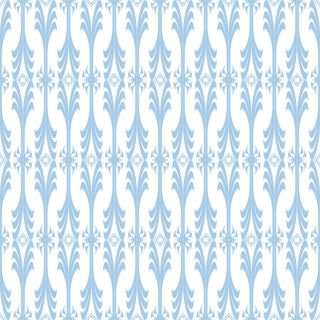 Background of seamless floral pattern Stock Vector - 17587648