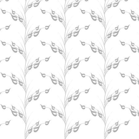 Beautiful background of seamless floral pattern Stock Vector - 18227239