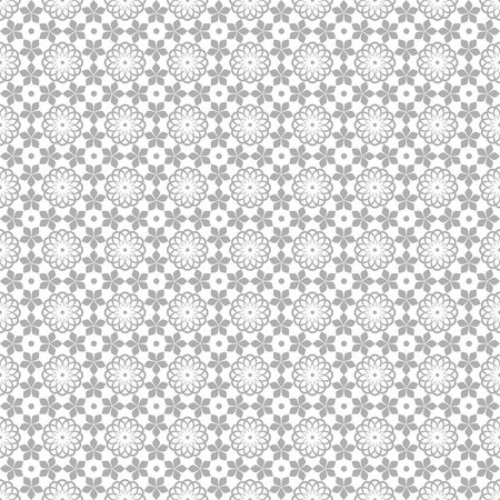 Background of seamless floral pattern Stock Vector - 18602987