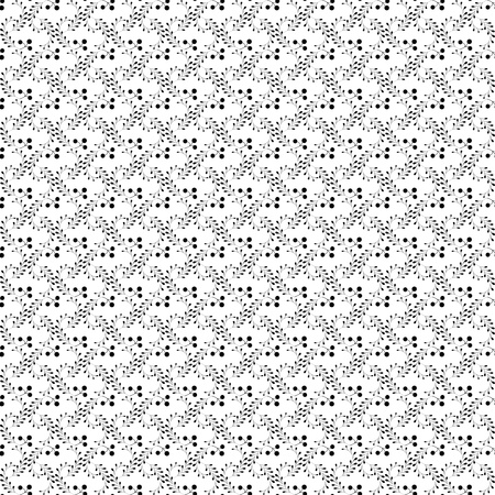 Background of seamless floral pattern Stock Vector - 19209901