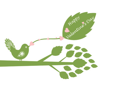 Background of Happy Valentines Day Vector